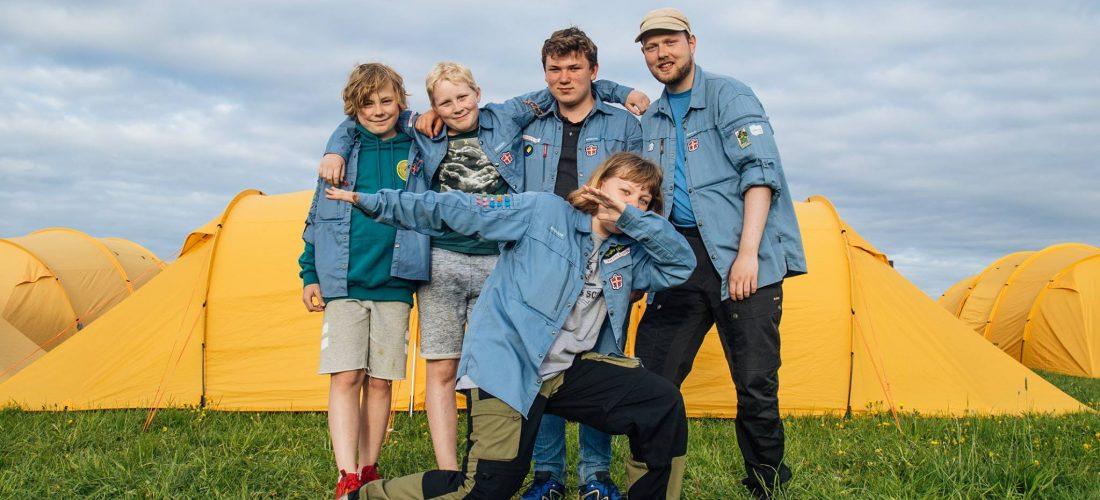 """Gruppebillede """"Det andet hold"""". Foto: Markus Glavind"""